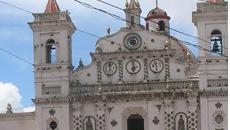 iglesia, Guatemala.