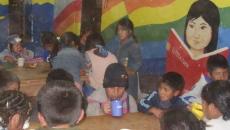 Niños en proyecto