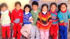 niños del proyecto
