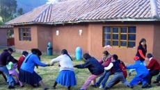 juegos en la escuela