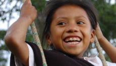 niña de Guatemala, proyecto