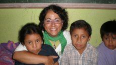 Isabel Fabregat, guatemala