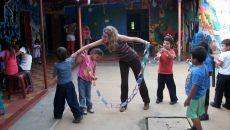 Laura Sierro, Proyecto Jocotenango, Guatemala
