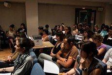 Curso presencial de Voluntariado Internacional