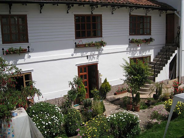 Alojamiento en cuzco