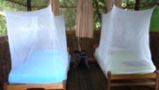 dormitorios con mosquiteras