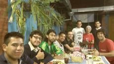 Jonatan Rotaetxe, prácticas universitarias en Guatemala