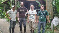 Carlos Jaime, voluntario Costa Rica