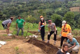 Equipo Aventuras Solidarias, julio 2014