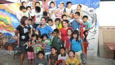 Juan Luis voluntariado Guatemala