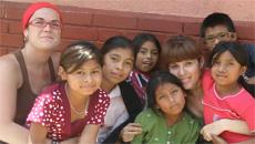 voluntarias en Guatemala-Cooperatour