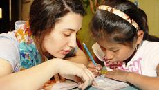 apoyo escolar, voluntariado Guatemala