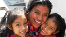 Proyecto de educación en San Mateo (Antigua. Guatemala)