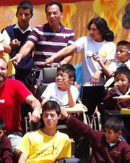 Escuela de integración San Pedro, Antigua, Guatemala