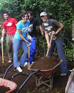 Voluntariado en Construcción en Guatemala