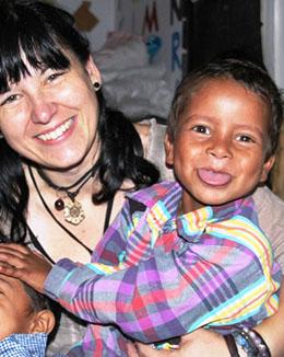 Voluntariado niños y orfanatos