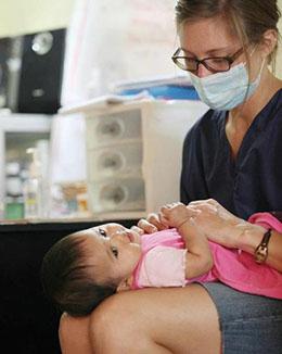 voluntariado salud