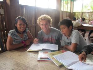 voluntariado selva de peru