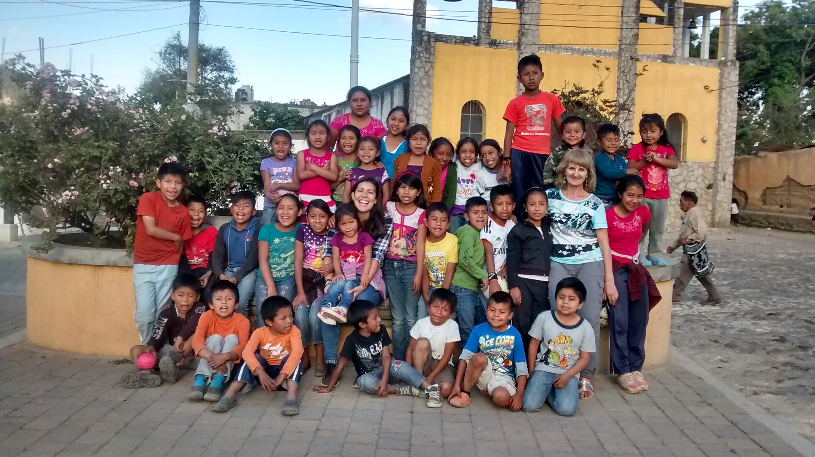 Orfanato de Guatemala