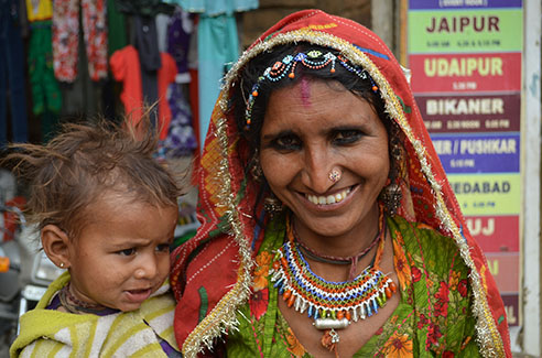proyectos solidarios india