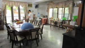 comedor alojamiento tailandia