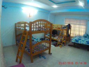 habitación alojamiento vietnam