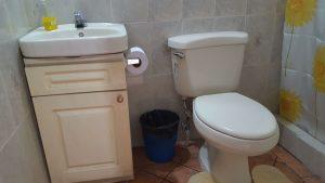 baño alojamiento antigua