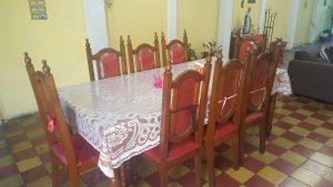 comedor casa antigua