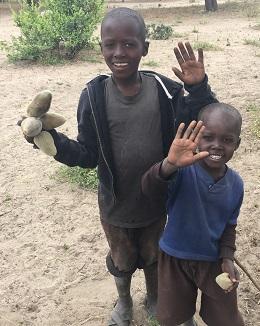 Voluntariado orfanato tanzania