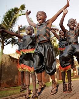 Voluntariado de danza en Arusha