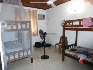 Habitación casa de voluntarios