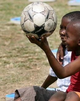 futbol en arusha