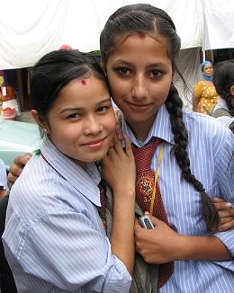 proyectos educativos en katmandú