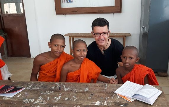 Voluntariado en sri Lanka