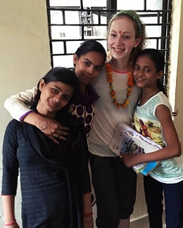 Voluntariado en La India