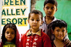 Aventura Solidaria en La India