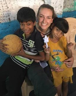 Colaborar en La India