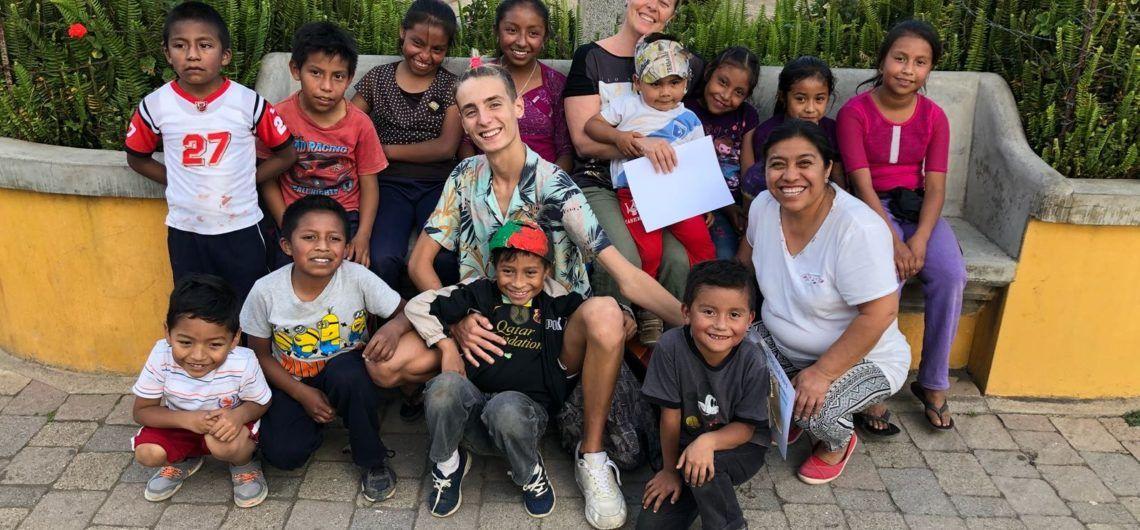 Proyecto niños huérfanos de Antigua Guatemala