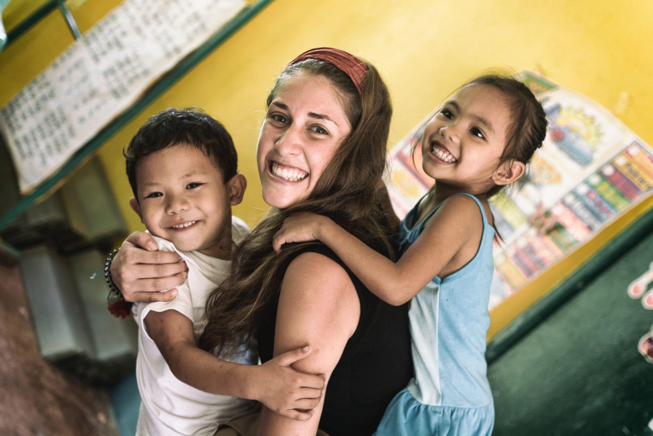 Voluntariado en Filipinas
