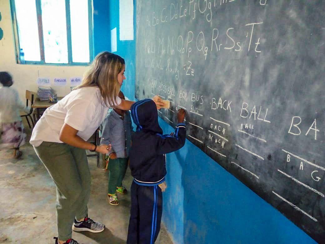 Voluntariado educativo en Etiopía